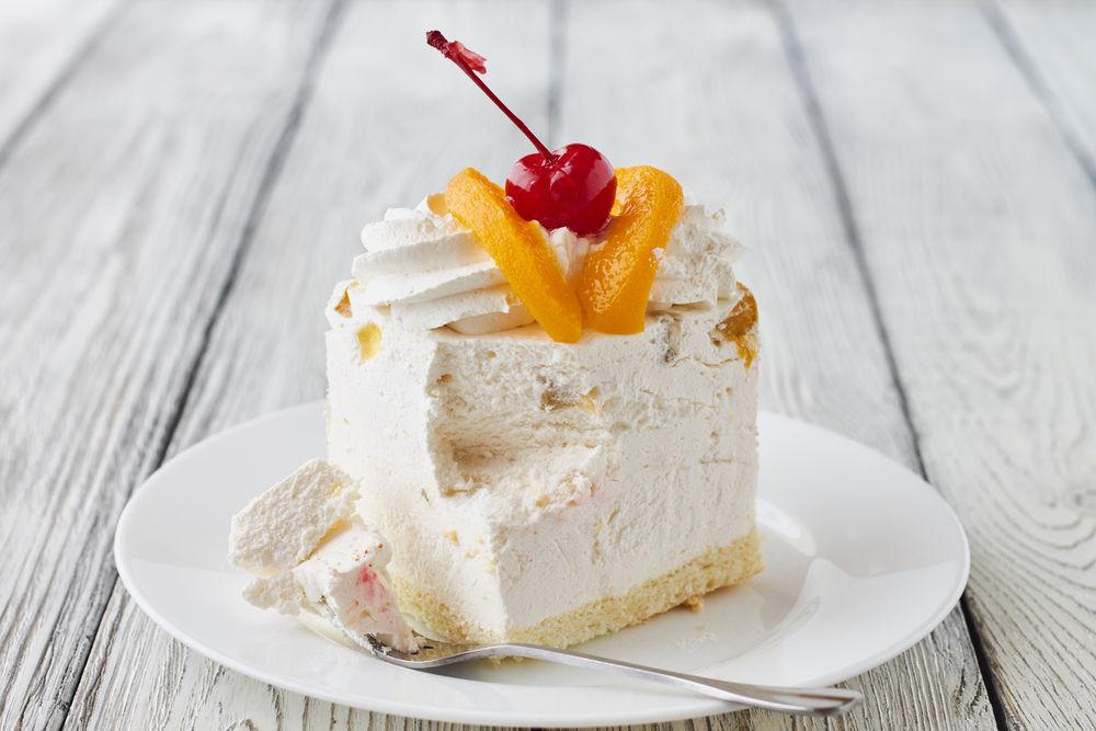 Foam cake - Yumis